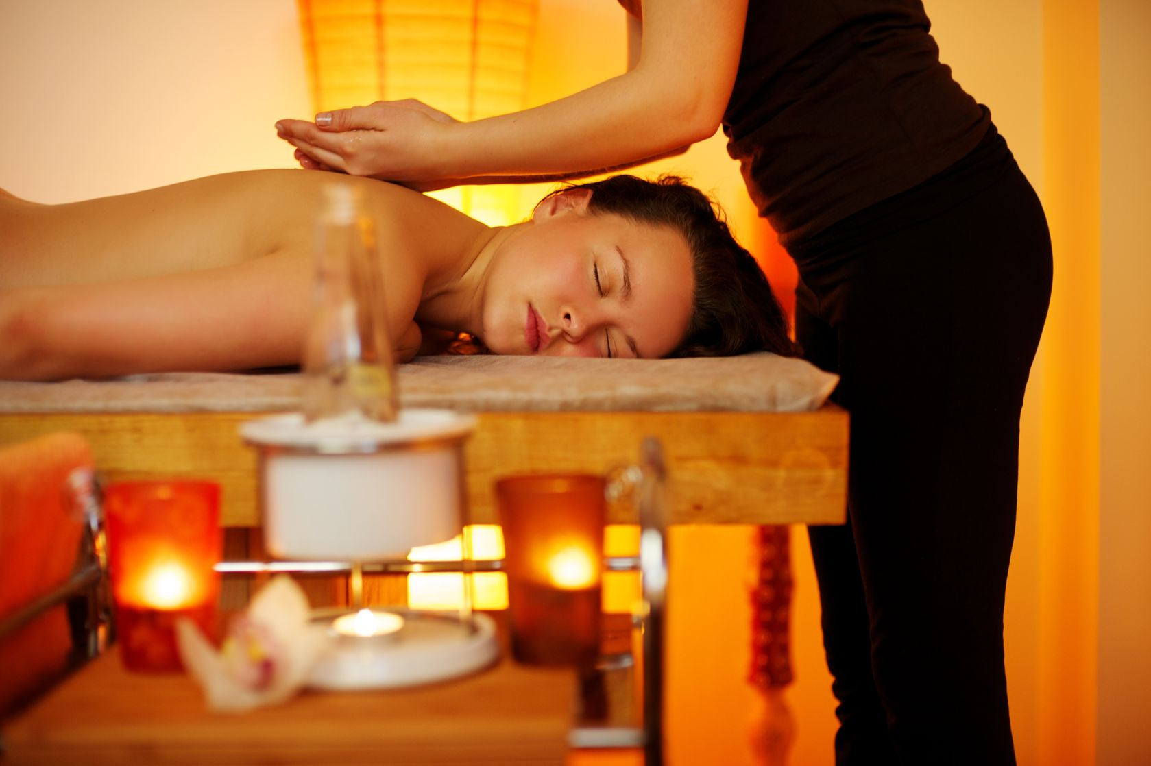 Restorative Massage