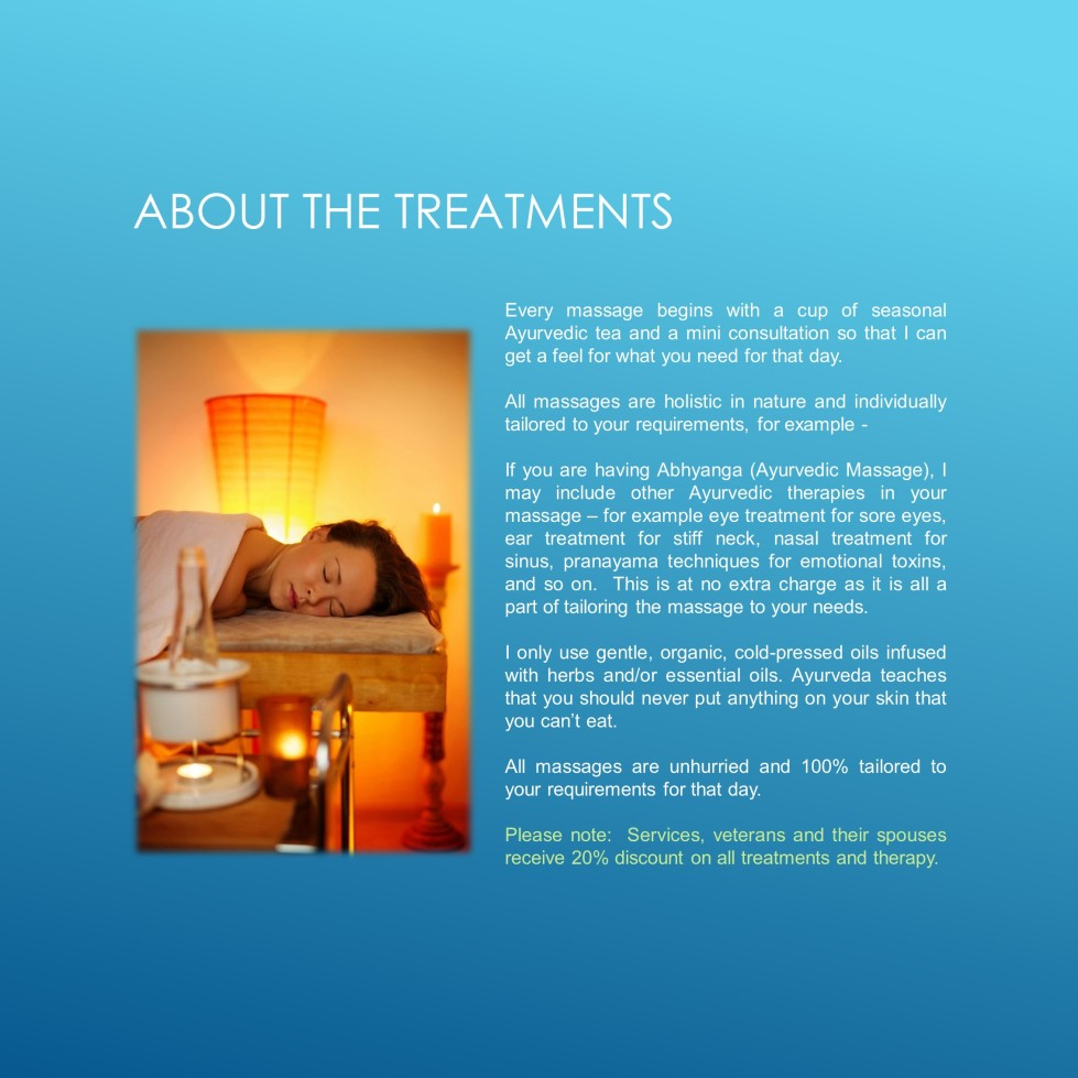 pricelist blue ABOUT TREATMENTS 110520