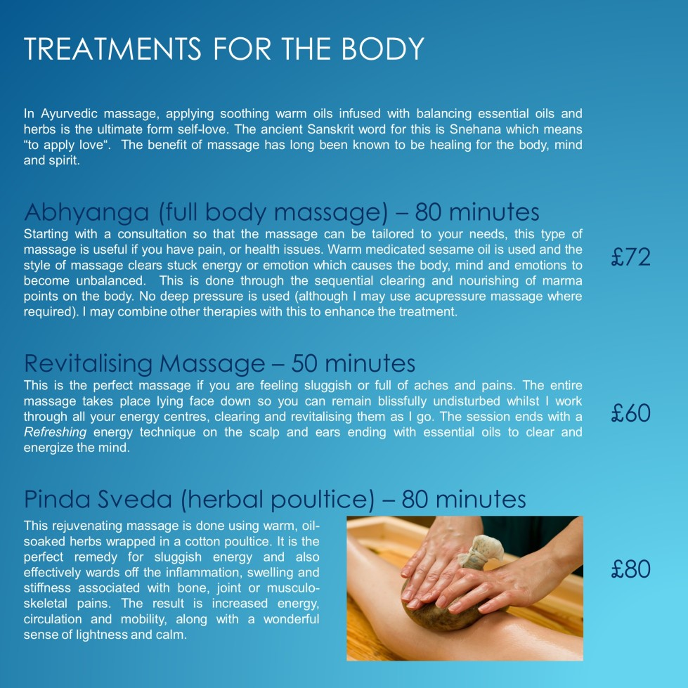 pricelist blue body treatments 110520